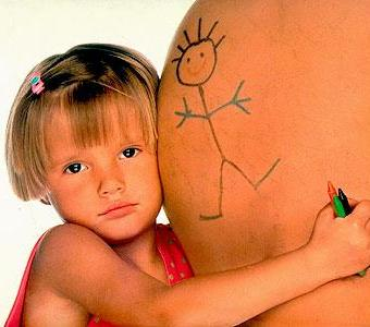 Мама, я жду его! - Oliviero Toscani - www.kp.ru
