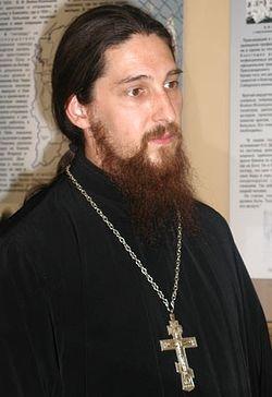 Иерей Димитрий Шишкин, клирик храма Трех святителей г. Симферополя