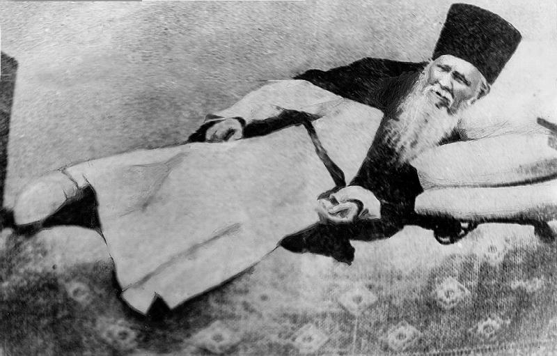 Преподобный Амвросий Оптинский: Веселый больной