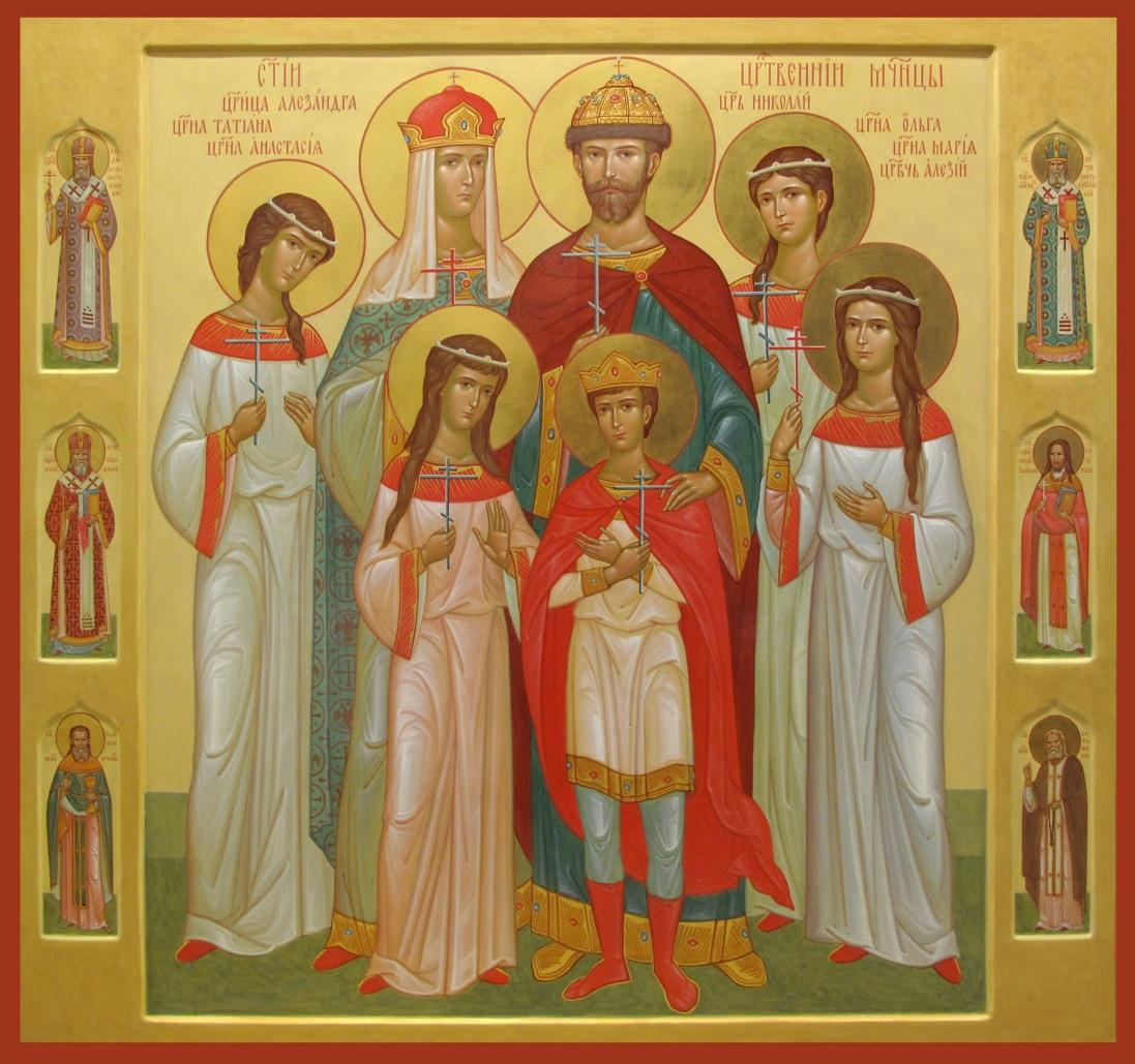 Царь Николай II - Страница 2 Tsar_family-06