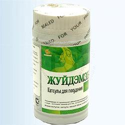 Купить капсулы Жуйдэмэн для похудения в интернетаптеке