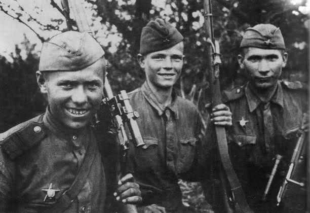 Проститутки офицеров вермахта войны 1941-1945