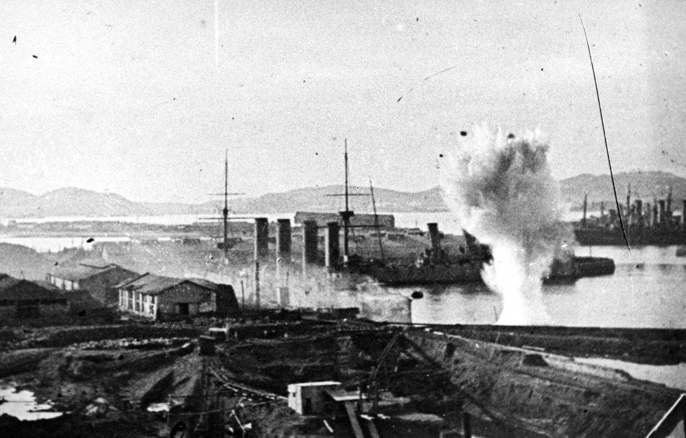 Семь подвигов в русско-японской войне. Памяти героев Порт-Артура