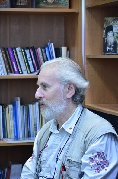 Профессор Александр Дворкин