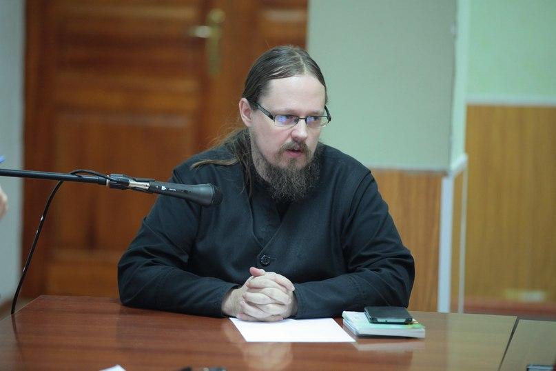Диакон Георгий Максимов