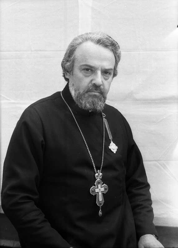 священик Александр Мень
