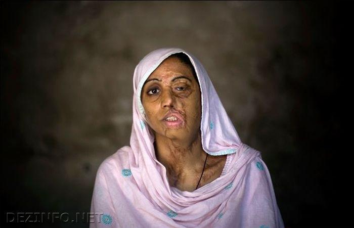 насилие убийства девушек племён