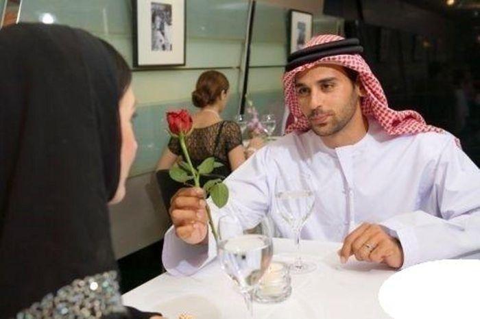 Толстый мусульманин и молодая девка 2 фотография