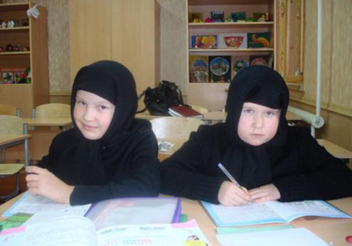 Рассказ две монашки фото 160-570