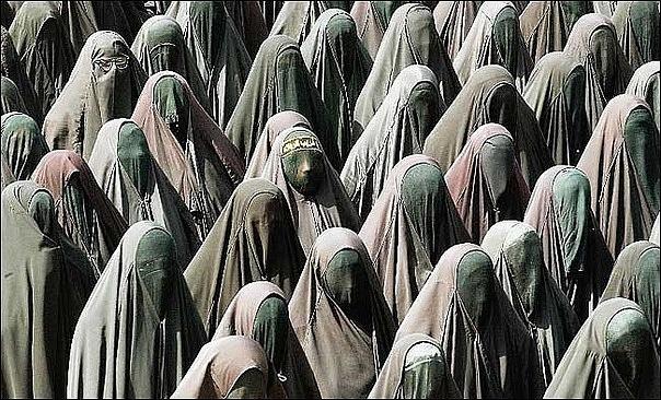 Женщины в исламе