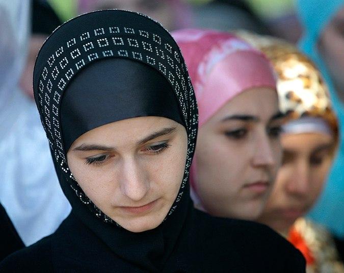 Женщины. В Чечне. Когда к власти в России придут мусульмане…