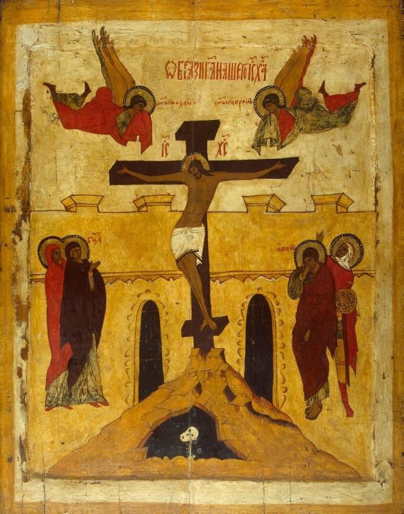Распятие Господа Иисуса Христа. Крест Господень